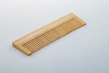 disposable maple wooden comb