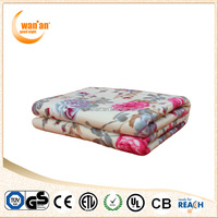 2016 Wholesale Plush Electric blanket with CE,GS