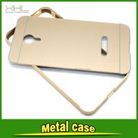 Factory Supplier Metal frame Back Cover For Meizu Note Metal Case