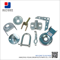 Low Price Stainless Steel Quality-Assured Customized America Car Spare Part