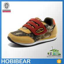 HOBIBEAR children brand sport jogging shoes kids trainers