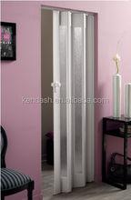 30 inch Entry door interior frameless economic folding glass doors