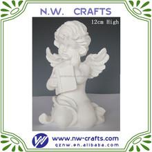 Custom souvenir resin angel figure home decor