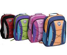 011 nueva moda estilo de dibujos animados lindo bolso de escuela infantil