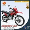 High Quality and Automatic Engine CE 200CC Super Dirt Bike Hyperbiz SD200GY-10A