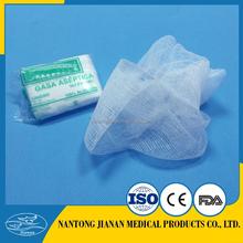 100% Cotton Folded Sterile Gauze/ Aseptic Gauze / Gasa Aseptica