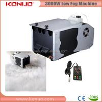 Best special effect smoke machine 3000W LOW fog machine