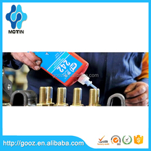Bottle 50ml 250 ml size 242 anaerobic adhesive/ sealant/ glue threadlocker sealer
