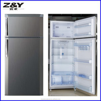 Non-frost frost free double door refrigerator