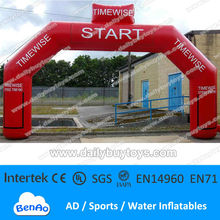 AR08 Inflatable sport arch Angle Archway