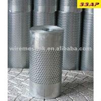 Zinc coated iron/metal/steel punching sheet/pipe