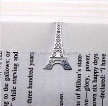 Personalized France Paris Eiffel Tower Little Brass Metal Bookmark