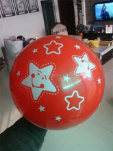 Chinese Factory polka dot birthday balloon pictures