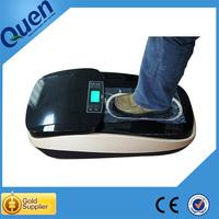 Plastic automatic shoe cover machine