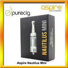 Newest Aspire mini Nautilus BVD coil Adjustable Airflow Tank System mini Aspire nautilus