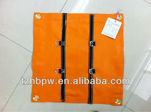 PVC Coated Fire Resistant Tarpaulin