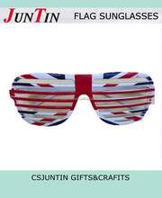 hot sale branded country flag sunglasses wholesale JT0173