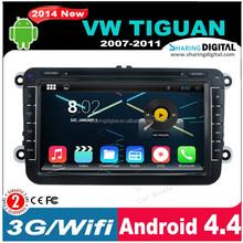 VWM-8401GDA support 3G/USD/SD/Radio/wifi/BT 8 inch in dash car dvd gps for vw universal