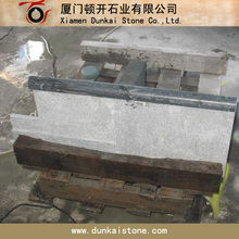 Granite pool bullnose coping