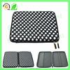 zipper hard carrying case for laptop in custom pu