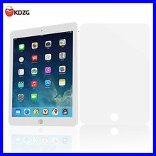 Factory Price tempered glass for ipad 2\3\4 screen protector 9H film