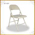 de metal plegable baratos sillas
