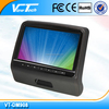 9 inch Headrest active car DVD player with LCD touch Screen from Viewtech
