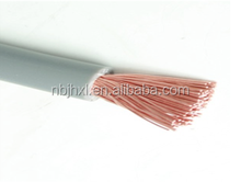 60227 IEC 02(RV) hook-up wire with PVC insulation