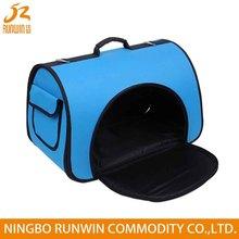 Various Styles Pet Bags Custom Medium Large Bicycle Dog Glove Bag