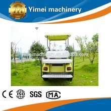 Hot Sale 2 person golf cart small electric car made from China factory