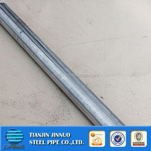 Small diameter seamless high precision steel galvanized pipe