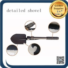 Different types of shovel CL-408B