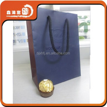 high quality jewellery/jewel gift paper bag