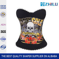 New Arrival Discount woman corset latex waist cincher latex