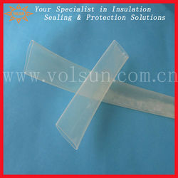 Clear Transparent UV Resistant Adhesive Lined Heat Shrink Sleeve