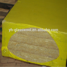 Rock wool panel sound isol
