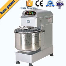Direct Factory 2 speeds spiral dough mixer for export