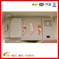 2015 multifunction leather summer sunscreen car sun visor