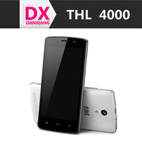 THL 4000 Mobile Phone 4.7 Inch IPS Screen Android 4.4 OS 1GB RAM 8GB ROM MTK6582 Quad Core 1.3GHz 4000mAh Dual SIM 3G Network