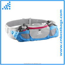 Waterproof Elastic Marathon Race sport hydration belt with Pouch