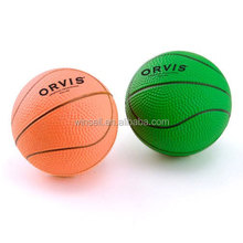 New arrival popular official size 1 rubber basketball
