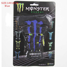 latest design Motorcycle oil tank sticker/tank pad protector/3d motorcycle tank pad
