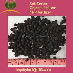 Granular Organic Compound Fertilizer Manufacturer with High Quality