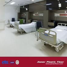 commercial grade vinyl flooring for public hospital/workshop/market/office etc