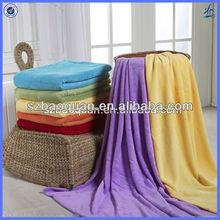 100% polyester fleece blanket/ fleece blanket wholesale