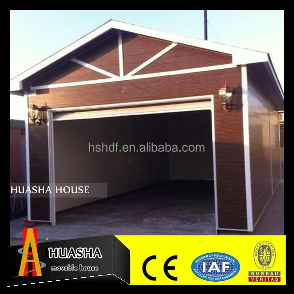 Low cost prefab garage carport buy mobile garage prefab for Garage low cost