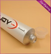 High quality Aluminum Squeeze Tube For Natural Looking Hair Color Cream