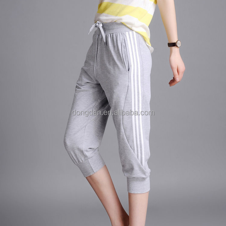 Cool Loose Cotton Pants Women Wide Leg Pant Wide Trouser Pants
