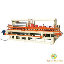 Foshan Eight Polishing Head Bullnose & Skirting Board Making Mosaic Polishing Machine