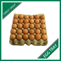 CHEAP PRICE AND HIGH QUALITY BROWN EGG CARTON PACKING TRAYS TOP SALE